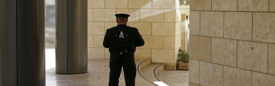 Paza obiective prin agenti de securitate